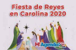 Fiesta de Reyes en Carolina 2020