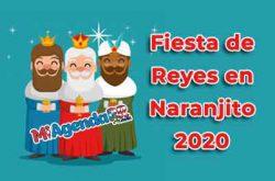 Fiesta de Reyes en Naranjito 2020