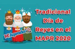 Tradicional Día de Reyes en el MAPR 2020