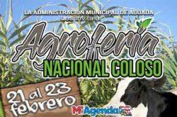 Agroferia Nacional Coloso en Aguada 2020