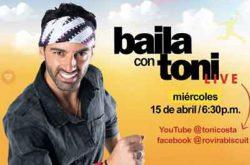 Baila con Toni Live