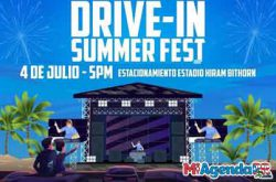 Drive-In Summer Fest 2020