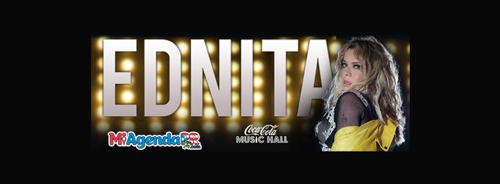 Ednita Nazario en el Coca Cola Music Hall 2020