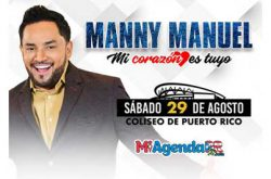 Manny Manuel en el Coliseo de Puerto Rico 2020