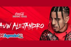 Rauw Alejandro en el Coca Cola Music Hall 2020