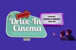 Drive-In Cinema at The Mall of San Juan