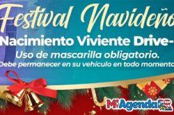 Festival Navideño y Nacimiento Viviente 2020