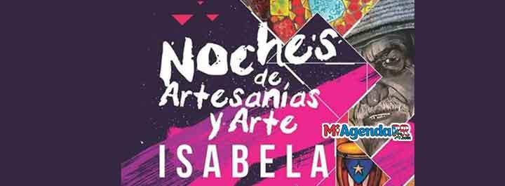 Noches de Artesanías en Isabela