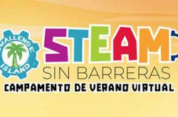 Campamento de Verano Virtual STEAM 2021