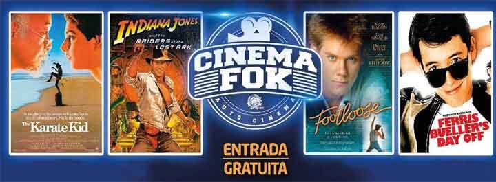 Cinema FOK un Drive-in gratis en Caguas
