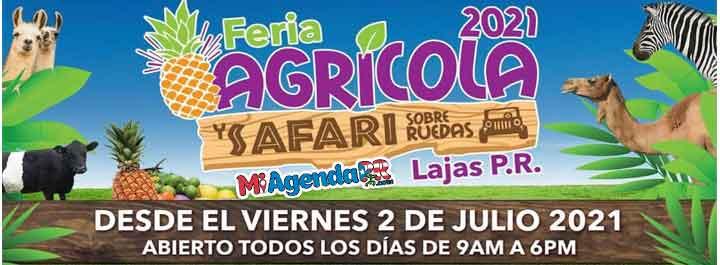 Feria Agrícola Nacional de Lajas 2021