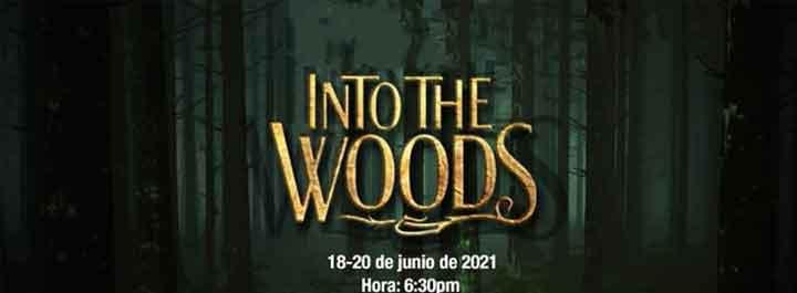 Into The Woods en Jardín Botánico de Caguas