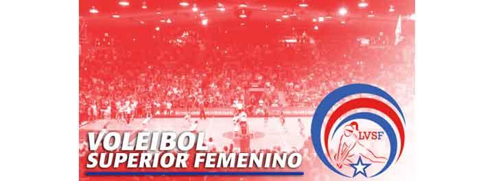 Itinerario Juegos Voleibol Superior Femenino 2021