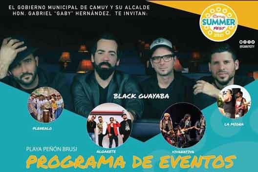 Camuy Summer Games Fest 2021