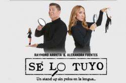 Obra teatral ¡Sé Lo Tuyo!