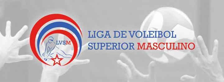 Itinerario Juegos Voleibol Superior Masculino 2021