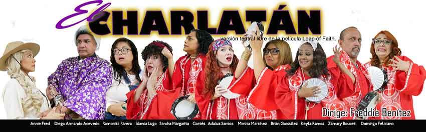 Obra Teatral El Charlatán
