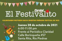 El Festivalito del Periódico Claridad 2021