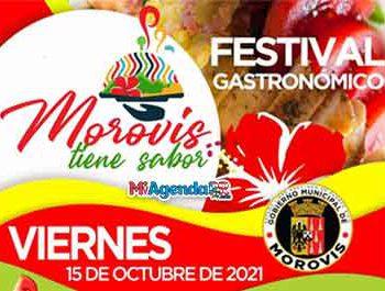 Festival Gastronómico Morovis tiene sabor 2021