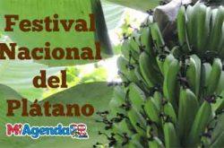 Festival Nacional del Plátano 2021