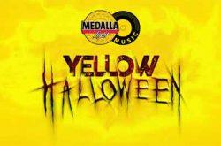 Medalla Light Yellow Halloween 2021