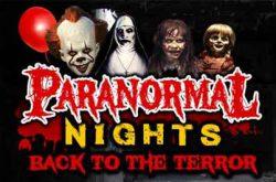 Paranormal Nights 2021 en Añasco